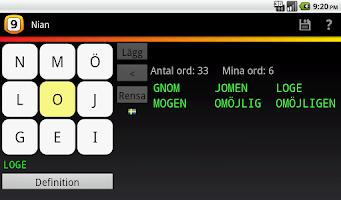 Screenshot of Nian