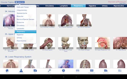 Anatomy & Physiology- screenshot thumbnail