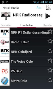 Norsk Radio - screenshot thumbnail