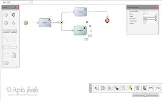Screenshot of BPMN Facilis