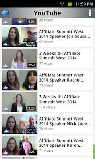 Affiliate Summit- screenshot thumbnail