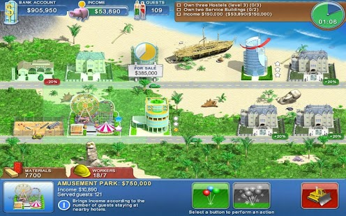 Hotel Mogul HD Screenshot 6