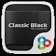 Classic Black Launcher Theme v1.0