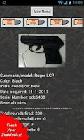 Screenshot of Gun Tracker PRO