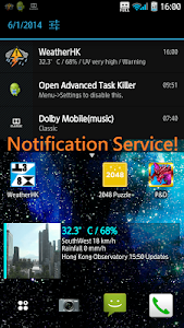 Weather HK Hong Kong & Widget screenshot 23