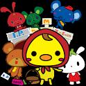 Animals Battery Widget Free icon