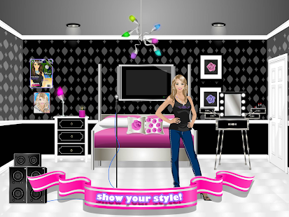 Dress Up Houses And Rooms Games