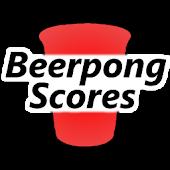 Beerpong Scores