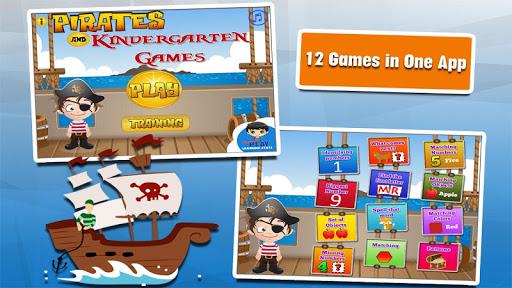 海盗幼儿园游戏