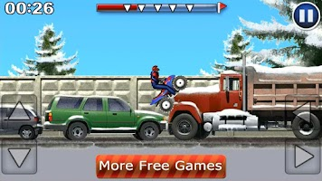 Screenshot of ATV Extreme Winter Free