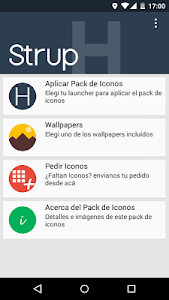 Strup H - Icon Pack v1.1.1