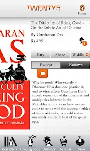 Penguin Books India - screenshot thumbnail
