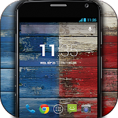 Motorola Moto X Launcher Theme
