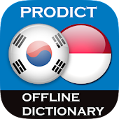 Korean - Indonesian dictionary