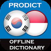 Korean - Indonesian dictionary