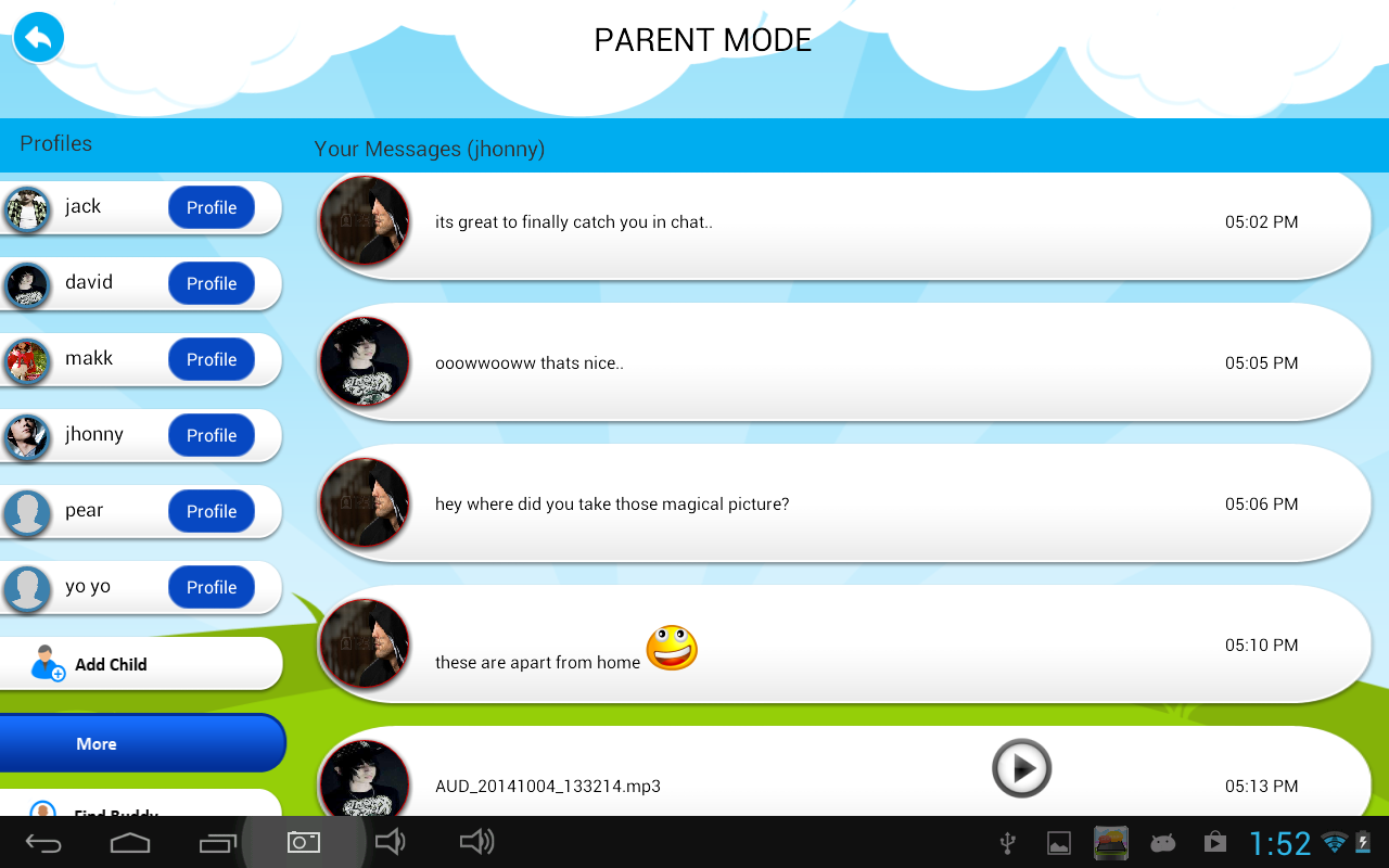 Chat apps for kids room kid for Kids chat rooms