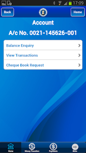 UAB MOBILE BANKING APPLICATION - screenshot thumbnail