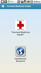 Survival Medicine Guide