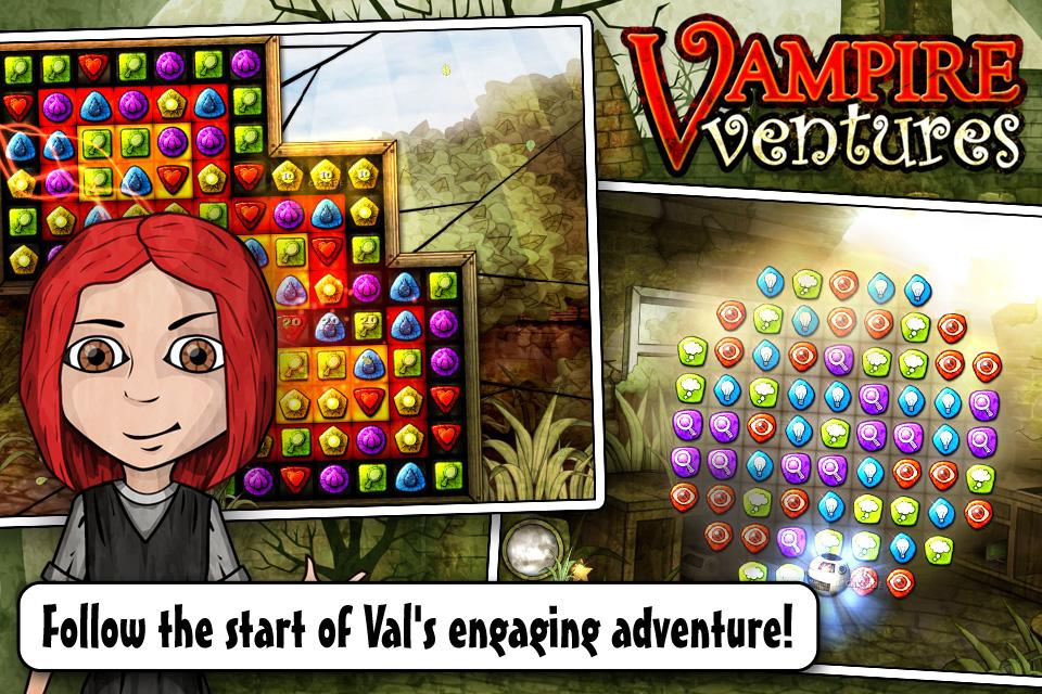 Vampire Ventures Lite- screenshot