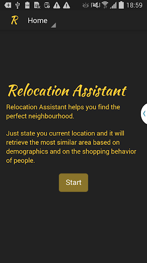 Relocation Assistant