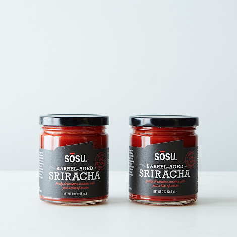 Barrel-Aged Sriracha (2 Jars)