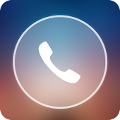 Theme for ExDialer Transparent