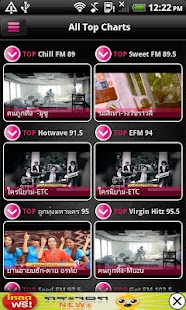 ThaiRBT Music VDO Radio Online - screenshot thumbnail