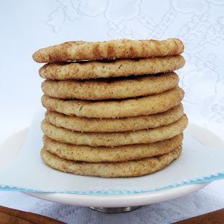 Cinnamon Sugar Cookies.