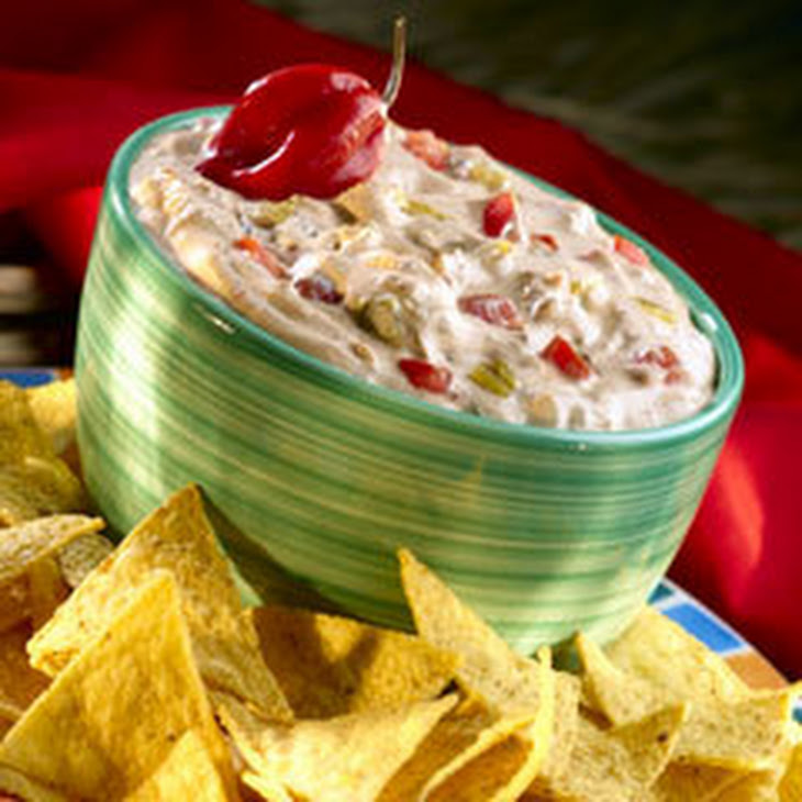 Zesty Chili Dip Recipe