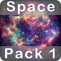 Space 1 Animated Wallpaper