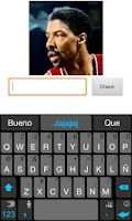 Screenshot of Basketball Logo Quiz