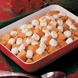 Special Sweet Potatoes.