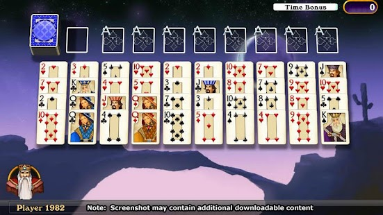 Hardwood Solitaire IV - screenshot thumbnail