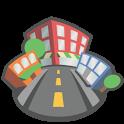 'round town icon