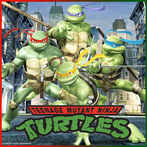 Ninja Turtles Wallpaper: Ninja Turtles Retro Live Wallpaper (2.78 Mb)
