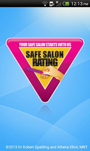 Safe Salon Rating