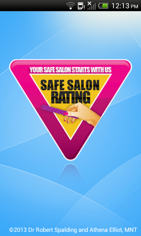 Safe Salon Rating- screenshot
