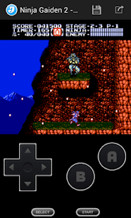 Jnes (NES Emulator) - screenshot thumbnail