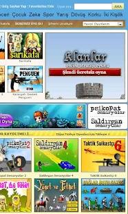 Oyun Kuzusu Oyunlar - screenshot thumbnail