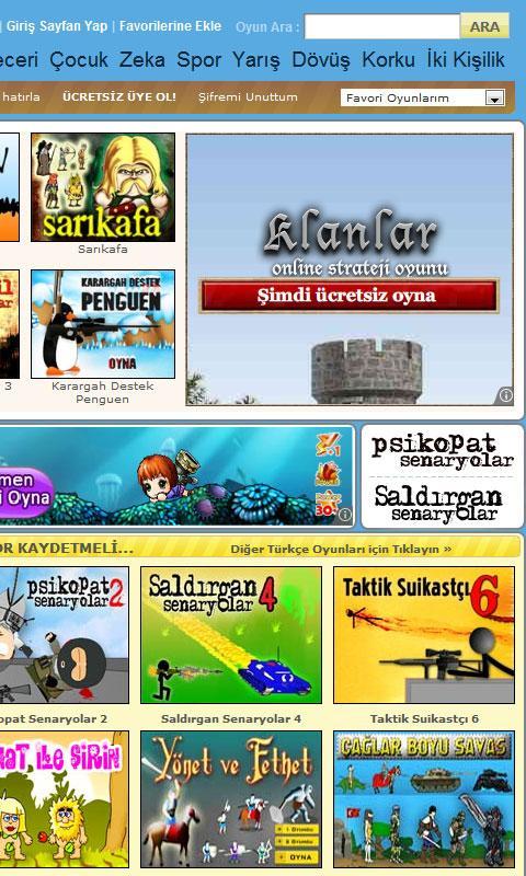 Oyun Kuzusu Oyunlar - screenshot