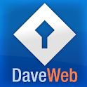 Daveweb icon