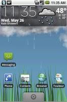 Screenshot of Beautiful Live Weather