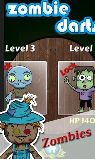 Zombie Darts