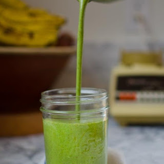 Super-Power Morning Smoothie.