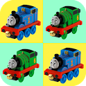 Thomas Toy Memory for Friends icon