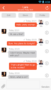 GetBuzz Flirt Dating App- screenshot thumbnail