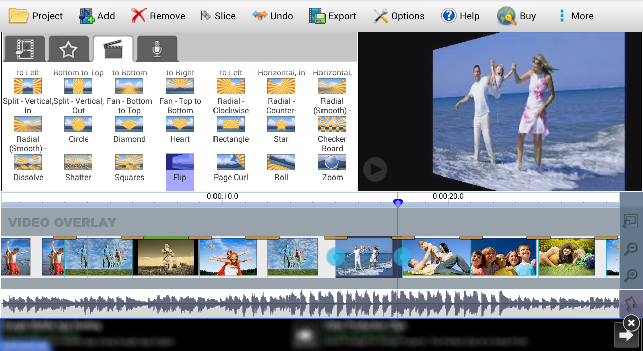VideoPad Video Editor Free – Android-Apps auf Google Play