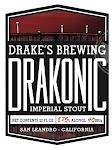 Drake's Drakonic Imperial Stout