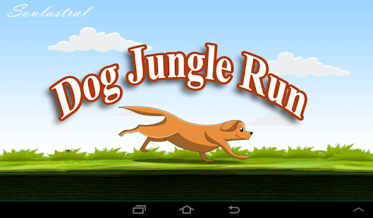 Dog Jungle Run- screenshot thumbnail