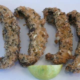 Portobello Mushroom Fries.